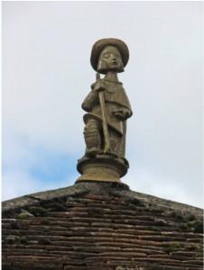 saint pèlerin