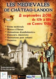 Les Médiévales de Château-Landon