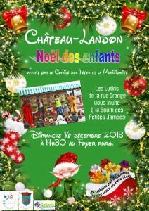 Noël des enfants le dimanche 16 décembre à 14h30