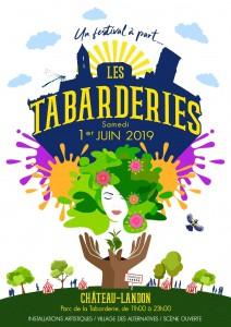 """Festival """"les Tabarderies"""" le samedi 1er et le dimanche 2 juin 2019 au Parc de la Tabarderie"""