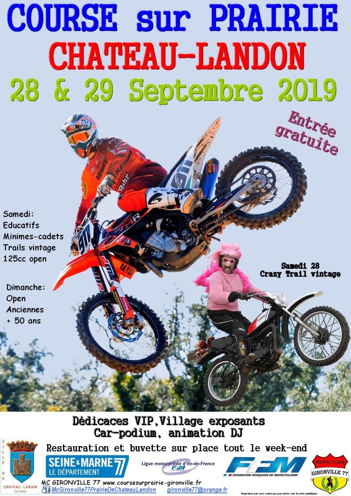 Affiche Chateau Landon 2019 V1_4
