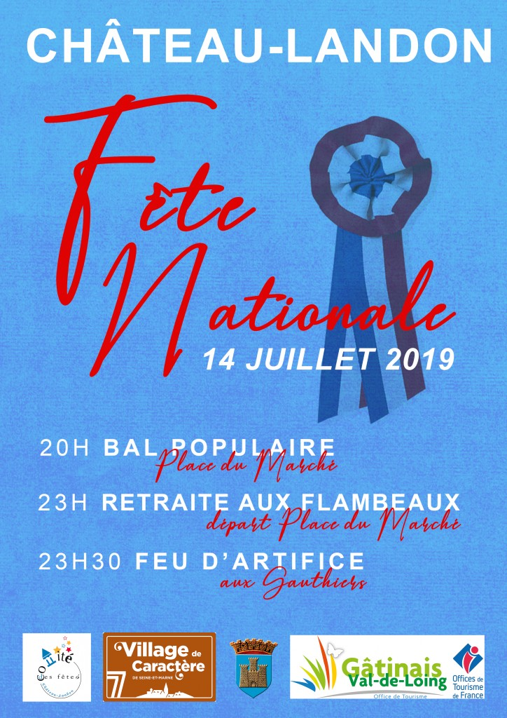 FETE NATIONALE 2019