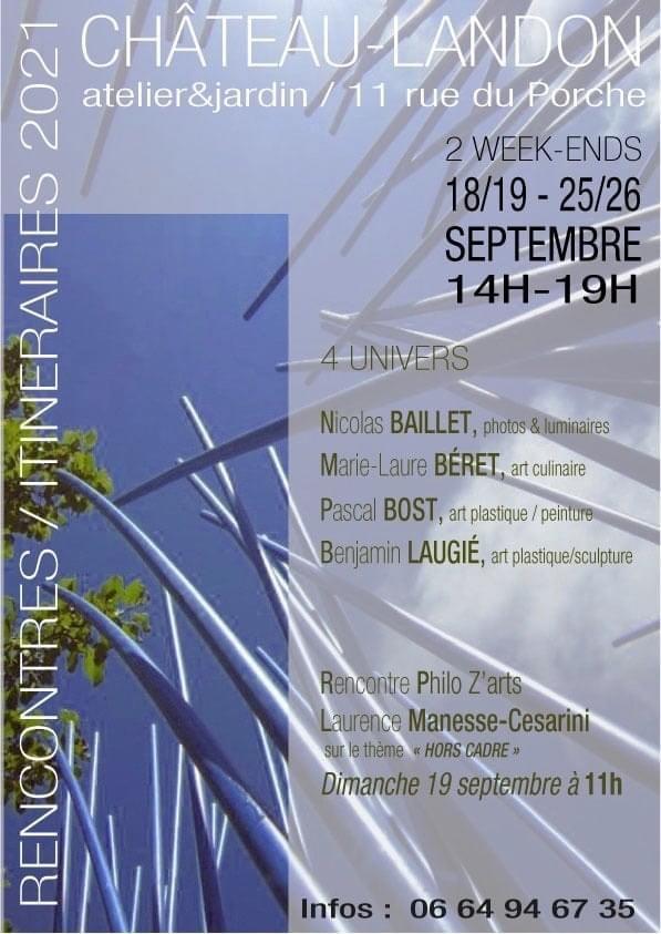 exposition artistes